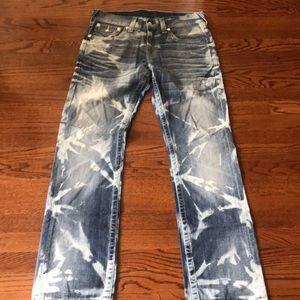 True Religion Men's jeans size 32 $35